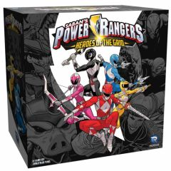 Power Rangers - Heroes of the Grid