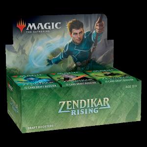 Zendikar Rising Booster Box