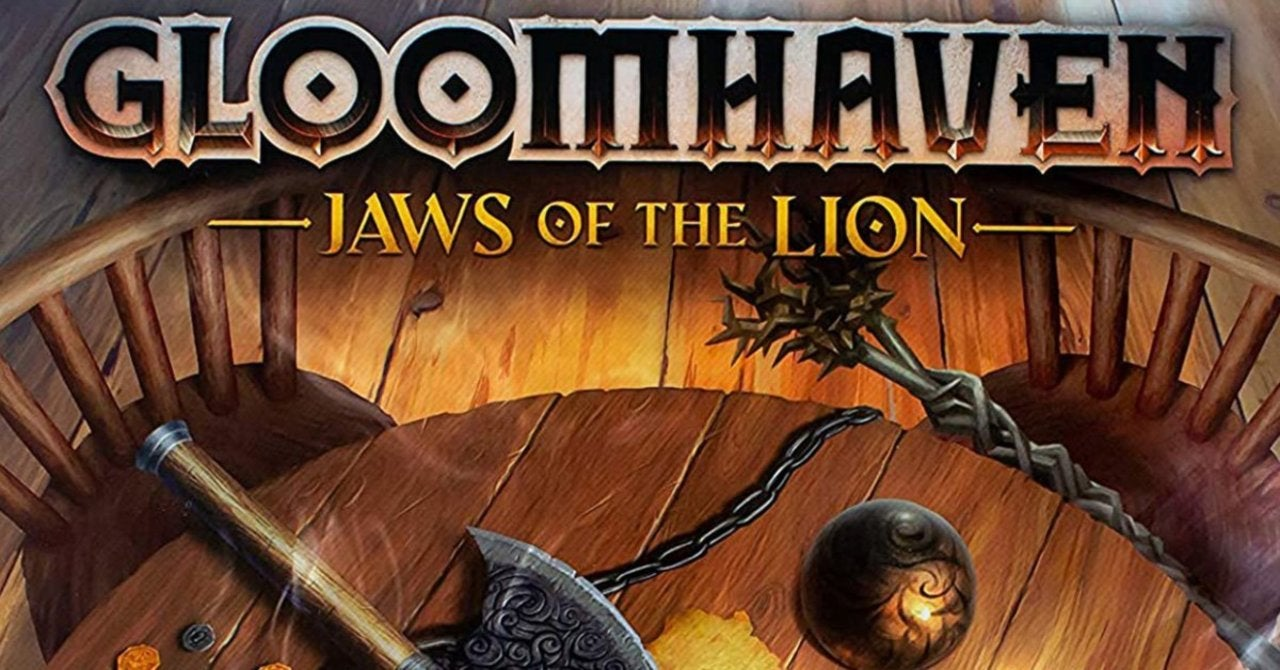 Gloomhaven Jaws of the Lion Review