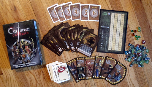 Some components from the first edition